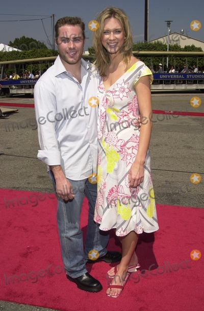 Amy Mueller Photo - Jamie McGraw and date Amy Mueller at the 2002 Teen Choice Awards Presented by Fox at the Universal Amphitheater Universal City CA 08-04-02
