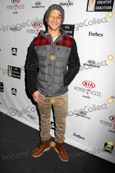 Tyler Posey Photo - Tyler Poseyat Kia Supper Suite by The Church Key hosts The Creative Coalitions Spotlight Initiativiative Gala Park City Utah 01-23-16