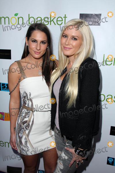 Ashley Dupre Photo - Ashley Dupre Heidi Montagat the Lemon Basket Restaurant Grand Opening Lemon Basket West Hollywood CA  05-11-11