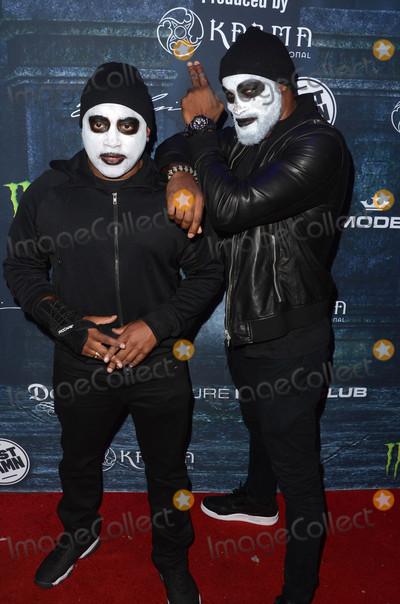 Daymond John Photo - Daymond John Tyson Beckfordat the 2016 Maxim Halloween Party Shrine Auditorium Los Angeles CA 10-22-16