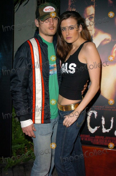 Cult Photo - Alex Quinn at the wrap party for the film Cult White Lotus Hollywood CA 02-22-05