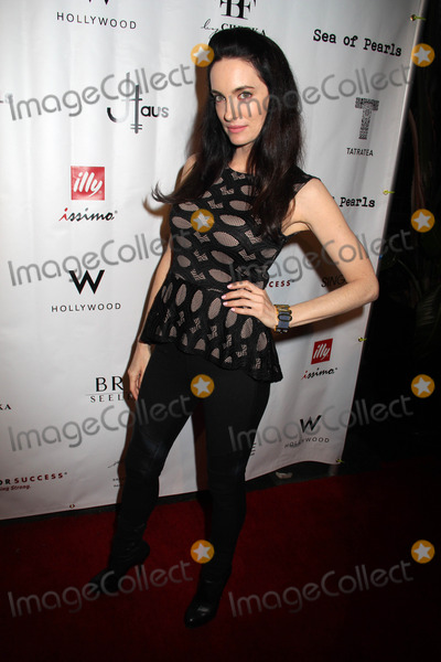 Alex Lombard Photo - Alex Lombardat Day to Night LA Fashion Week Opening Show W Hollywood Hollywood VA 10-09-14