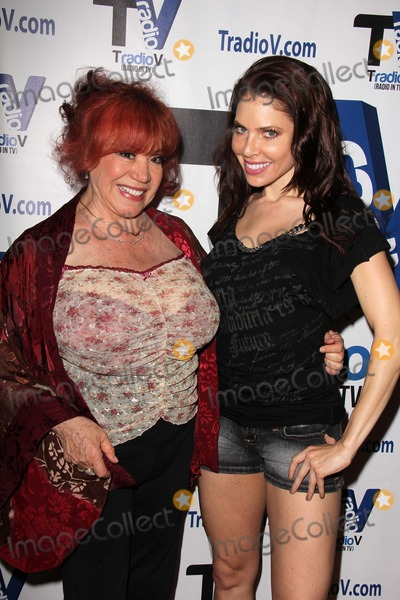 Kitten Natividad Photo - Kitten Natividad Erika Jordanat Politically Naughty with Mary Carey TradioV Studios Los Angeles CA 07-01-13