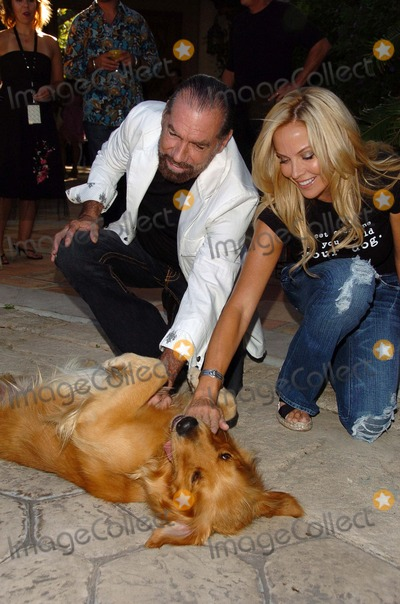 john paul dejoria ii. John Paul Dejoria and Eloise Dejoria at quot;Bow Wow Ciaoquot; to Benefit Much Love A..