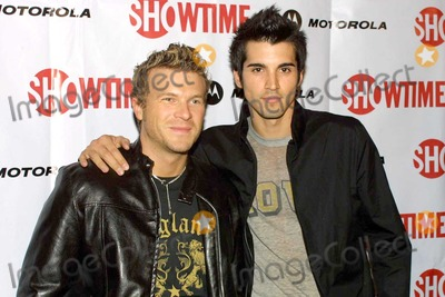 Adrian Armas Photo - Christian Taylor and Adrian Armas at the Season Four Launch Party for Queer As Folk at the Regent Showcase Theater Hollywood CA 04-14-04