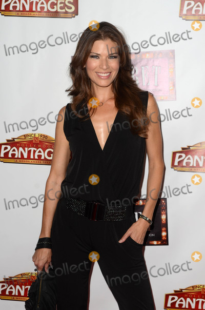 Adrienne Janic Photo - Adrienne Janicat the Cabaret Opening Night Pantages Hollywood CA 07-20-16