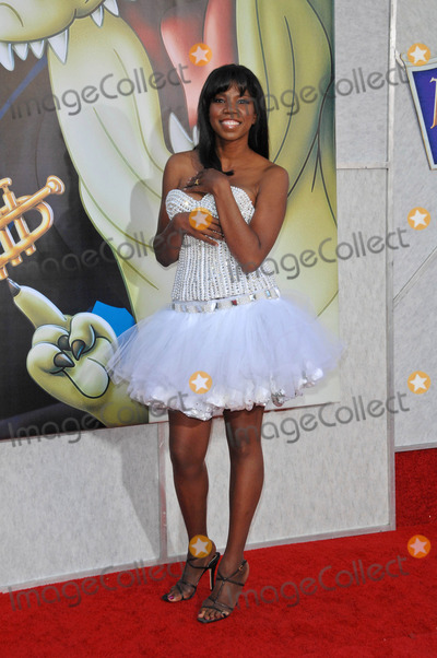 Nicki Micheaux Photo - Nicki Micheauxat the The Princess And The Frog World Premiere Walt Disney Studios Burbank CA 11-15-09