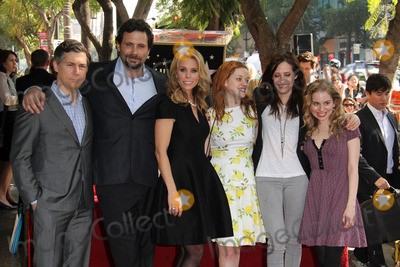 Allie Grant Photo - Chris Parnell Jeremy Sisto Cheryl Hines Jane Levy Carly Chaikin and Allie Grantat the Cheryl Hines Star on the Hollywood Walk of Fame Hollywood CA 01-29-14