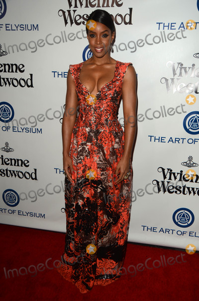 Kelly Rowland Photo - Kelly Rowlandat The Art of Elysiums Ninth Annual Heaven Gala 3LABS Culver City CA 01-09-16