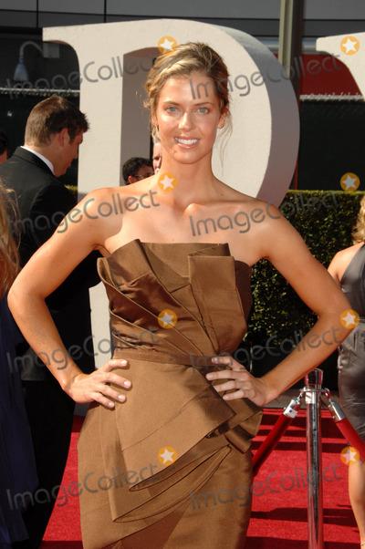 Anna Rawson Photo - Anna Rawsonat the 17th Annual ESPY Awards Nokia Theatre Los Angeles CA 07-15-09