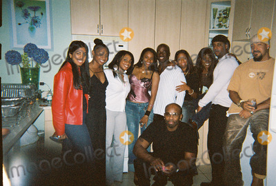 Kena Zakia Photo - Kena Zakia and friends At Kenas Birthday and Web Site Launch Party Private House Chicago IL 11-06-04