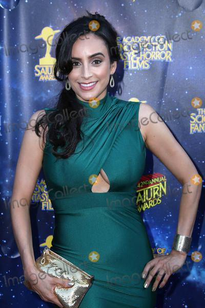 Valerie Perez Photo - Valerie Perezat the 42nd Annual Saturn Awards The Castaway Burbank CA 06-22-16