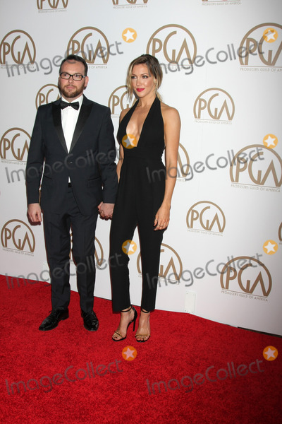 Dana Brunetti Photo - Dana Brunetti Katie Cassidy at the Producers Guild of America Awards 2015 at a Century Plaza Hotel on January 24 2015 in Century City CA Copyright