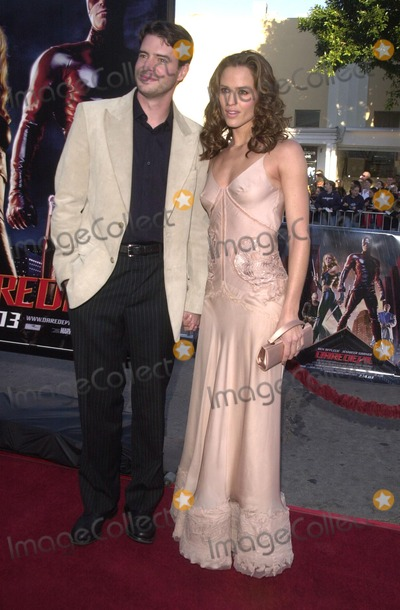 Jennifer Garner Daredevil Premiere Scott Foley Pic...