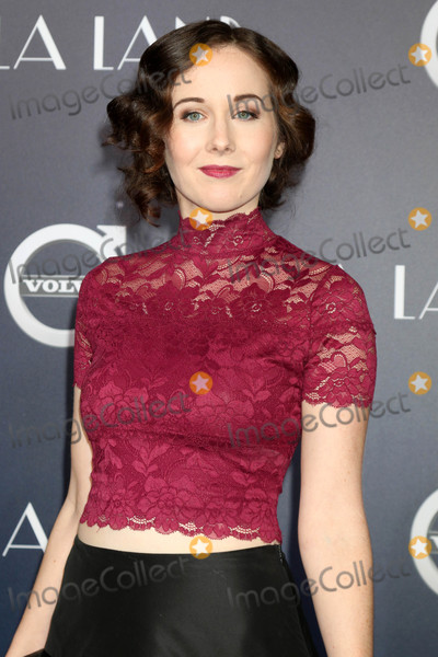 Anna Chazelle Photo - Anna Chazelleat the La La Land World Premiere Village Theater Westwood CA 12-06-16