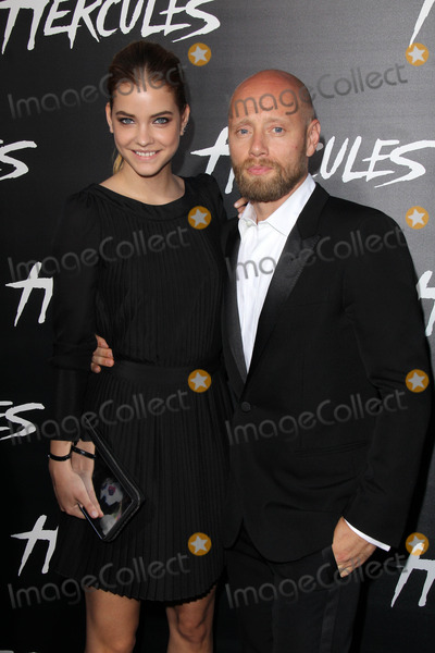 Aksel Hennie Photo - Barbara Palvin Aksel Hennieat the Hercules Los Angeles Premiere TCL Chinese Theater Hollywood CA  07-23-14