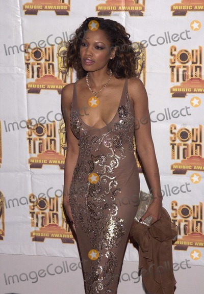 Train Photo -  Garcelle Beauvais at the 14th Annual Soul Train Music Awards Los Angeles 03-04-00