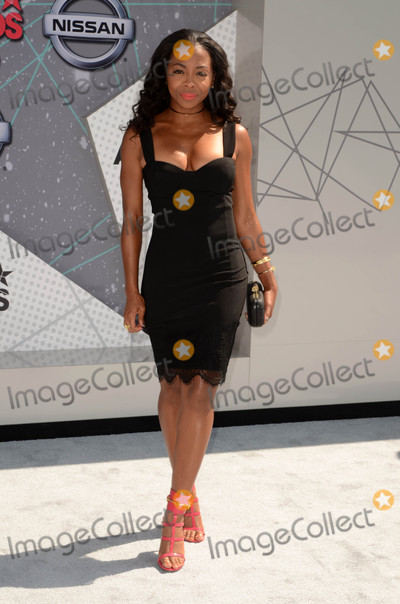 Bresha Webb Photo - Bresha Webbat the 2016 BET Awards Arrivals Microsoft Theater Los Angeles CA 06-26-16