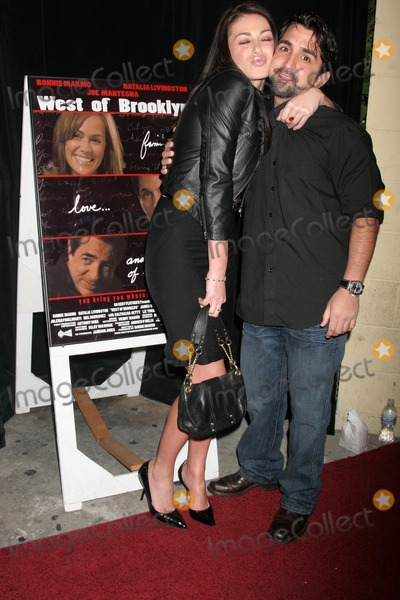 James Madio Photo - Joleigh Fioreavanti and James Madio at the world premiere of West Of Brooklyn Theater 68 Los Angeles CA 02-19-08
