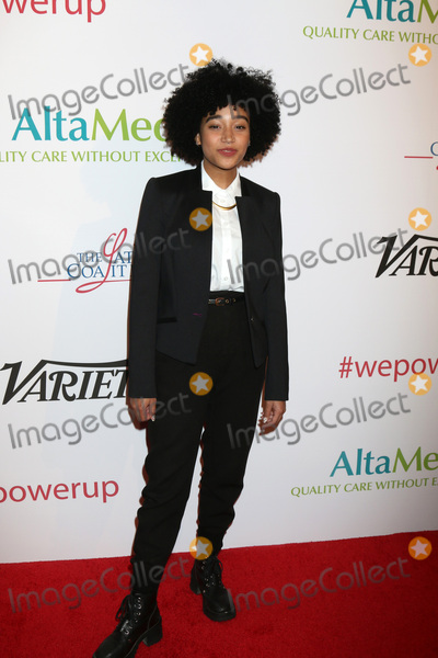 Amandla Stenberg Photo - Amandla Stenbergat the Power Up Gala Beverly Wilshire Hotel  Beverly Hills CA 05-12-16