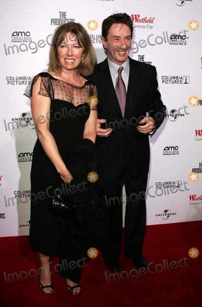 Nancy Dolman Photo - Nancy Dolman and Martin Shortat the World Premiere of The Producers Westfield Century City Century City CA 12-12-05