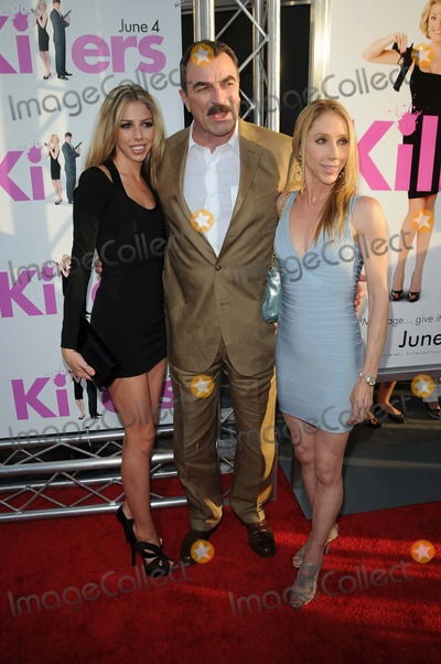 Jillie Mack Photo - Tom Selleck and Jillie Mack and Daughter Hannah Margaret Mack Selleckat the Killers Los Angeles Screening Cinerama Dome Hollywood CA 06-01-10