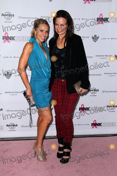 Ashley Marriott Photo - Ashley Marriott Mary Lynn Rajskubat Hard Rock Cafes PINKTOBER Fashion Show Hard Rock Cafe Hollywood CA 10-27-11