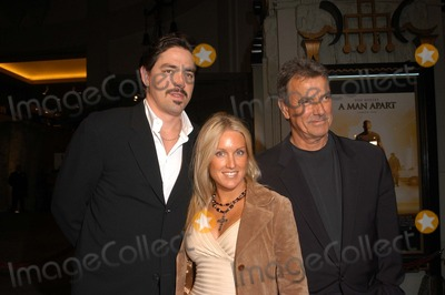 Eric Braeden Son Eric Braeden With Wife And Son