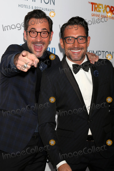 Gregory Zarian Photo - Lawrence Zarian Gregory Zarianat the TrevorLIVE Los Angeles 2016 Beverly Hilton Hotel Beverly Hills CA 12-04-16