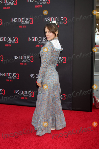 Olga Kay Photo - Olga Kay at the Insidious Chapter 3 Premiere TCL Chinese Theater Hollywood CA 06-04-15