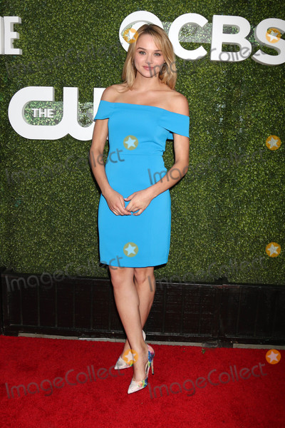 Hunter King Photo - Hunter Kingat the CBS CW Showtime Summer 2016 TCA Party Pacific Design Center West Hollywood CA 08-10-16