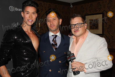 Ava Capra Photo - Justin Jedlica Andrew S Warren Peter Ronenat the Ava Capra 21st Birthday Party Sponsored by Andrew S Warren Real Estate Group and Photomundo International Entertainment Private Location Beverly Hills CA 08-30-16