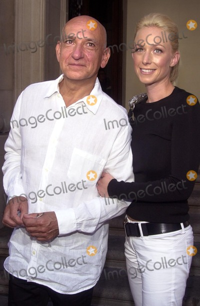 Alexandra Christmann Photo - Ben Kingsley and Alexandra Christmann at the premiere of Tuck Everlasting El Capitan Theater Hollywood CA 10-05-02