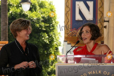 Emma Thompson Photo - Emma Thompson and Maggie Gyllenhaalat the induction ceremony for Emma Thompson into the Hollywood Walk of Fame Hollywood CA 08-06-10