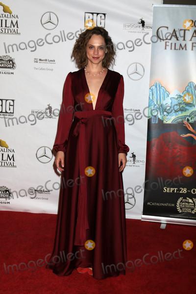 Fiona Dourif Photo - Fiona Dourifat the Catalina Film Festival - Saturday at the Casino Avalon Catalina Island CA 10-01-16