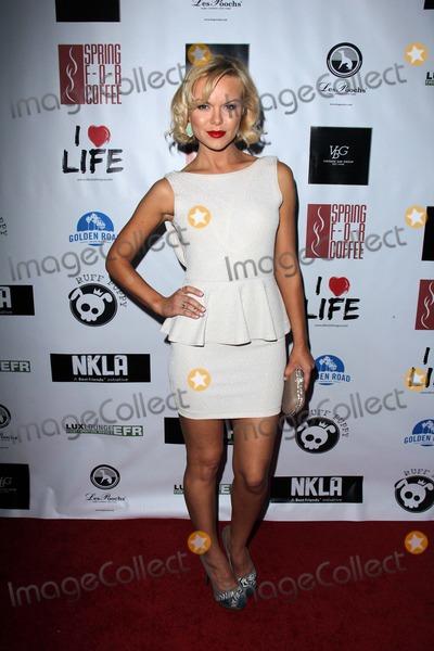 Anya Monzikova Photo - Anya Monzikovaat the No Kill LA Charity Event Fred Segal West Hollywood CA 04-02-13