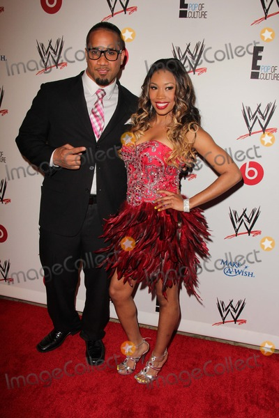 Jey Uso Photo - Jey Uso Cameronat Superstars for Hope honoring Make-A-Wish Beverly Hills Hotel Beverly Hills CA 08-15-13