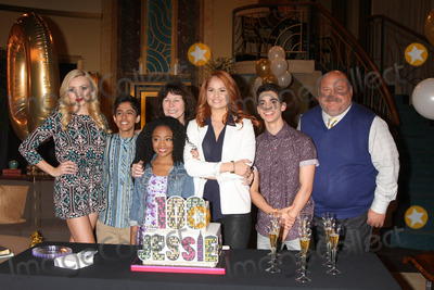 Peyton List Photo - LOS ANGELES - FEB 12  Skai Jackson Peyton List Karan Brar Pamela Eells Debby Ryan Kevin Chamberlin Cameron Boyce at the Disney Channels Jessie Celebrates 100 Episodes at a Hollywood Center Studios on February 12 2015 in Los Angeles CA