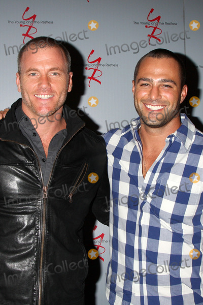Marco Dapper Photo - LOS ANGELES - AUG 24  Sean Carrigan Marco Dapper at the Young  Restless Fan Club Dinner at the Universal Sheraton Hotel on August 24 2013 in Los Angeles CA
