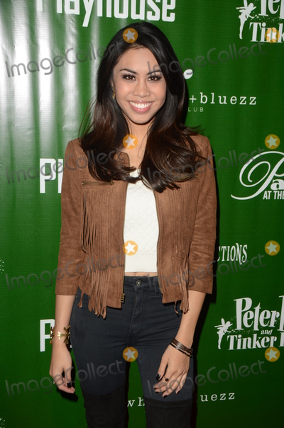 Ashley Argota Photo - LOS ANGELES - DEC 9  Ashley Argota at the Peter Pan And Tinker Bell - A Pirates Christmas Opening Night at the Pasadena Playhouse on December 9 2015 in Pasadena CA