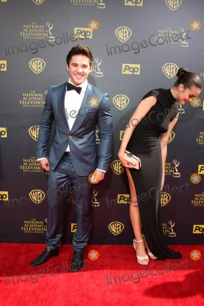 Casey Moss Photo - LOS ANGELES - APR 26  Casey Moss at the 2015 Daytime Emmy Awards at the Warner Brothers Studio Lot on April 26 2015 in Burbank CA