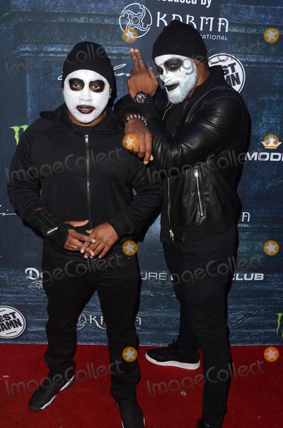 Daymond John Photo - LOS ANGELES - OCT 22  Daymond John Tyson Beckford at the 2016 Maxim Halloween Party at Shrine Auditorium on October 22 2016 in Los Angeles CA