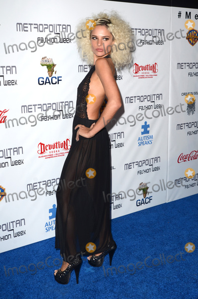 Ava Capra Photo - LOS ANGELES - OCT 1  Ava Capra at the Metropolitan Fashion Week Closing Gala and Awards Show at the Warner Brothers Studios on October 1 2016 in Burbank CA