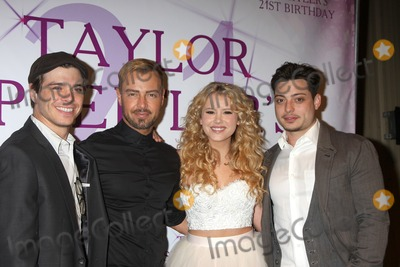 Andrew Lawrence Photo - LOS ANGELES - OCT 25  Matthew Larwrence Joey Lawrence Taylor Spreitler Andrew Lawrence at the Taylor Spreitlers 21st Birthday Party at the CBS Radford Studios on October 25 2014 in Studio City CA
