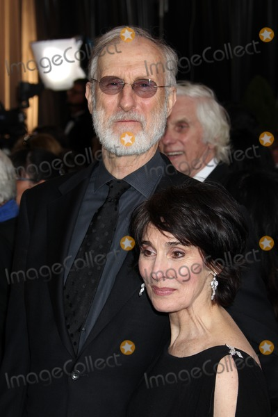 Anna Stuart Photo - LOS ANGELES - FEB 26  James Cromwell Anna Stuart arrives at the 84th Academy Awards at the Hollywood  Highland Center on February 26 2012 in Los Angeles CA
