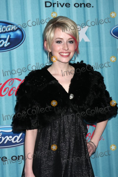 Alexis Grace Photo - Alexis Grace   arriving at the American idol Top 13 Party at AREA in Los Angeles CA  onMarch 5 2009