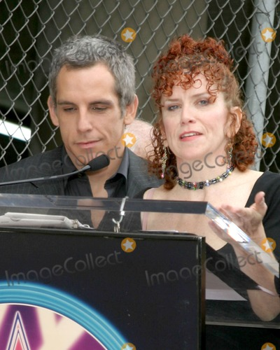 Amy Stiller Photo - Ben Amy Stiller Jerry Stiller  Anne Meara received a star on the Hollywood Walk of FameLos Angeles CAFebruary 9 2007