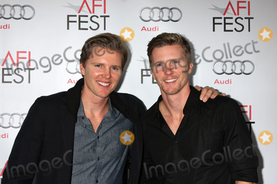 Thad Luckinbill Photo - LOS ANGELES - NOV 8  Trent Luckinbill Thad Luckinbill at the AFI FEST 2014 Photocall at the TCL Chinese 6 Theaters on November 8 2014 in Los Angeles CA