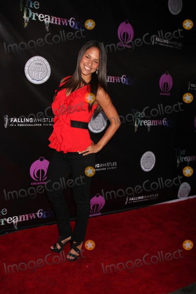 Ashley Barker Photo - LOS ANGELES - JUL 6  Ashley Barker arriving at the Dreamworld Benefit Concert for Falling Whistles at King King Club on July 6 2011 in Los Angeles CA