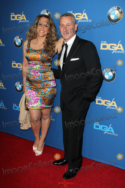Adam Shankman Photo - LOS ANGELES - JAN 25  Anne Fletcher Adam Shankman at the 66th Annual Directors Guild of America Awards at Century Plaza Hotel on January 25 2014 in Century City CA